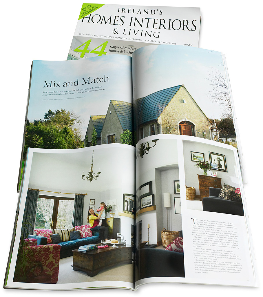 pages 80 to 91 in the april 2014 issue of ireland s homes interiors