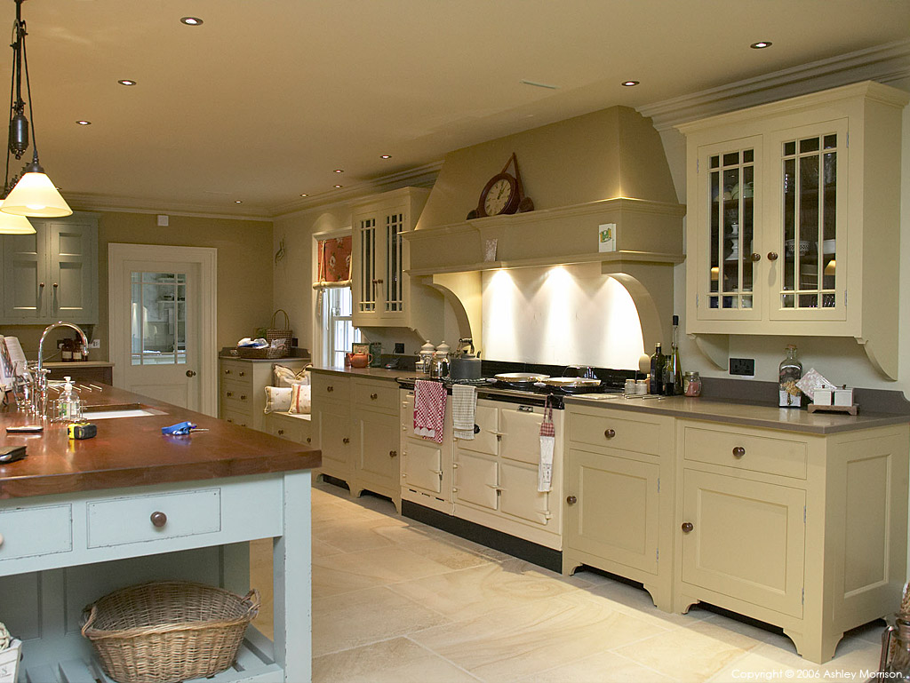 First picture taken and final image created in fiona - Images of kitchens ...