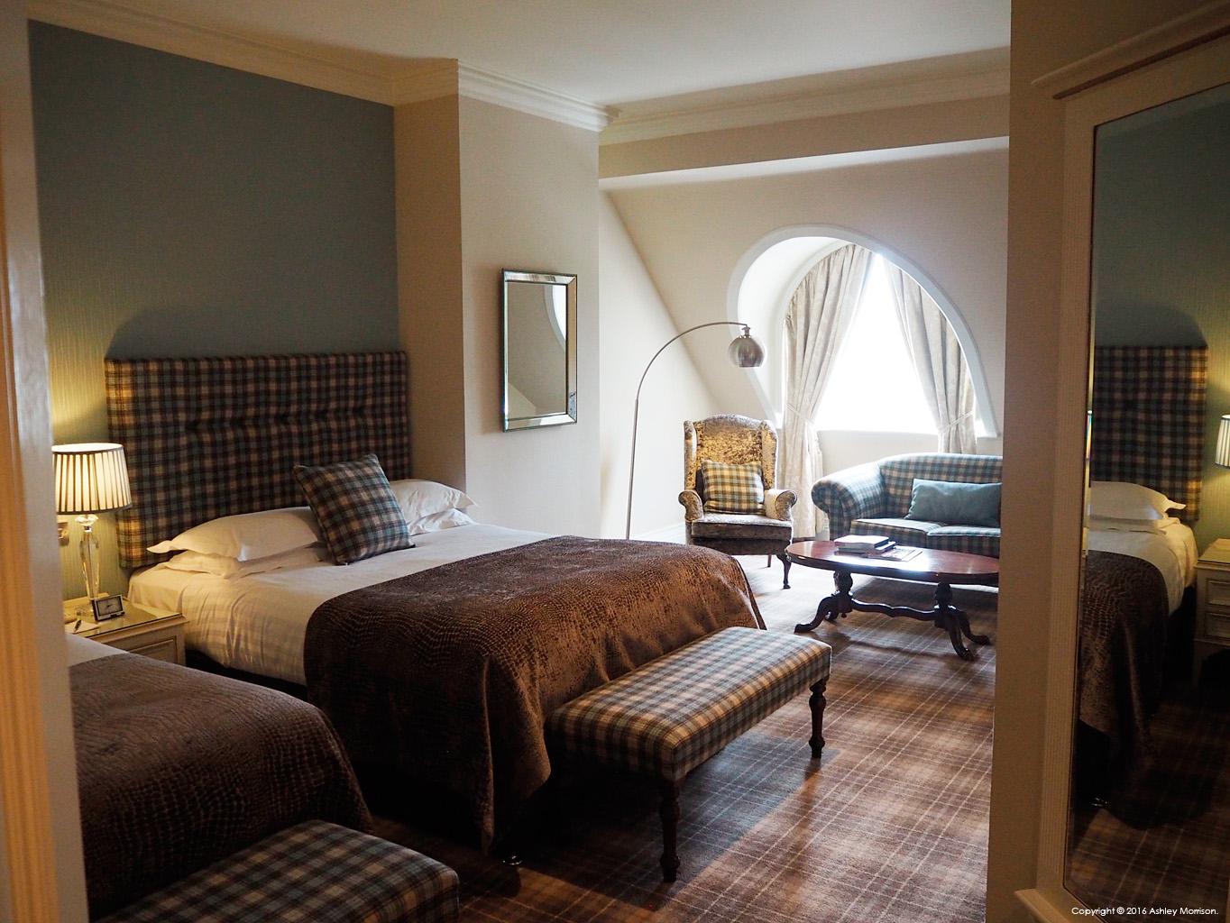Killarney Park Hotel Family Room