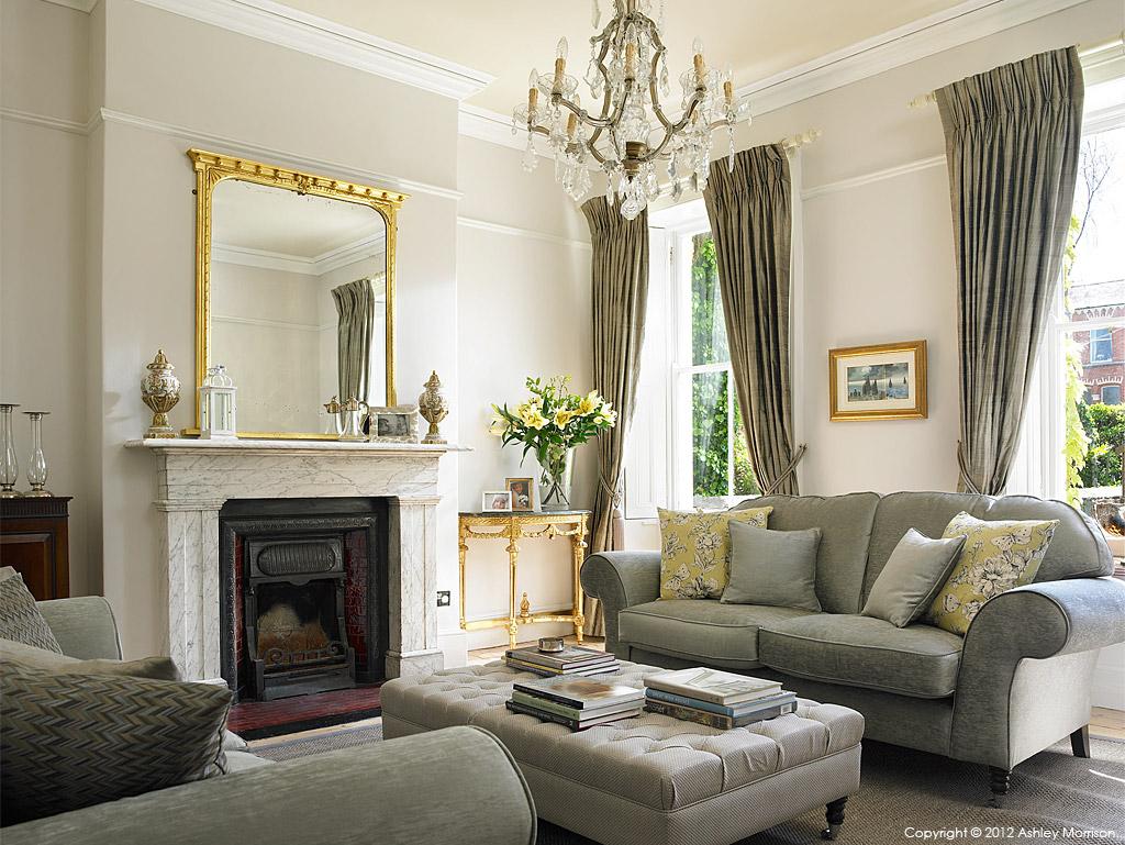 The Sitting Room In Karen And David Dalton 39 S Georgian
