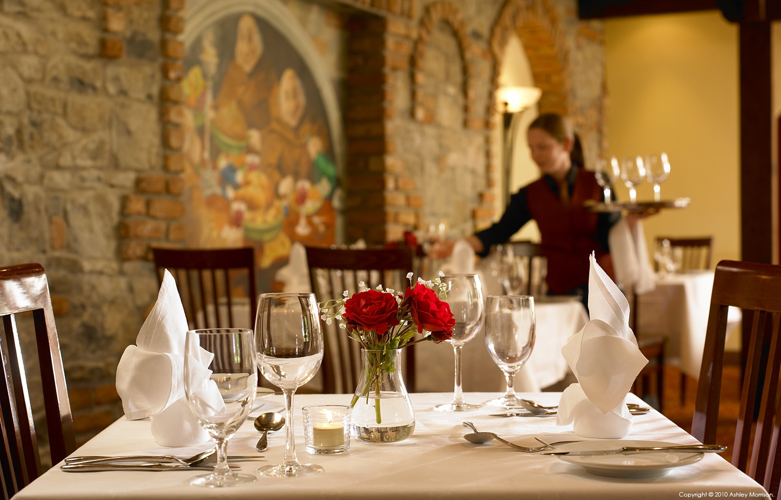 Nenagh Tipperary Hotel The Restaurant At Abbey Court Near In County By