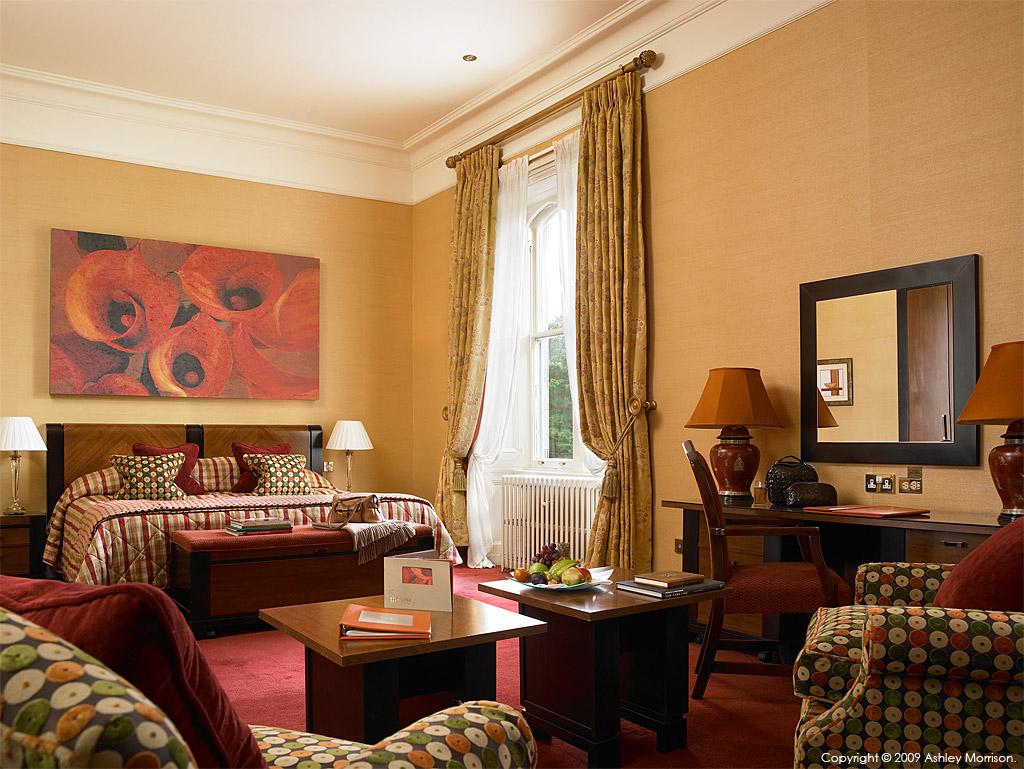 Bedroom Suite At Dromoland Castle In County Clare