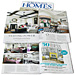 March 2014 issue of 25 Beautiful Homes magazine