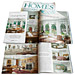 May 2014 issue of 25 Beautiful Homes magazine.